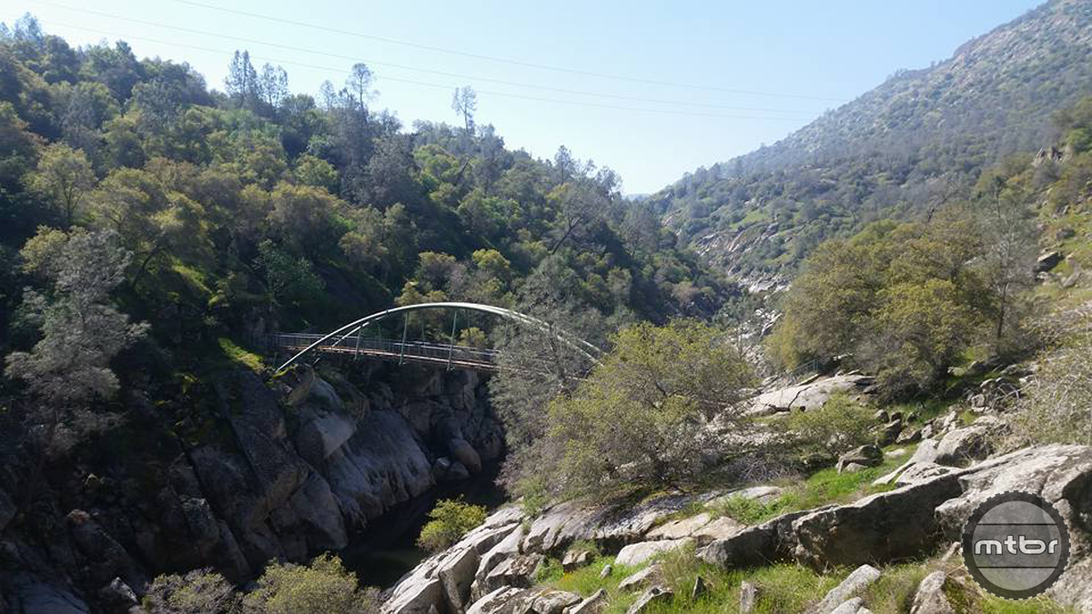 Squaw's Leap Bridge