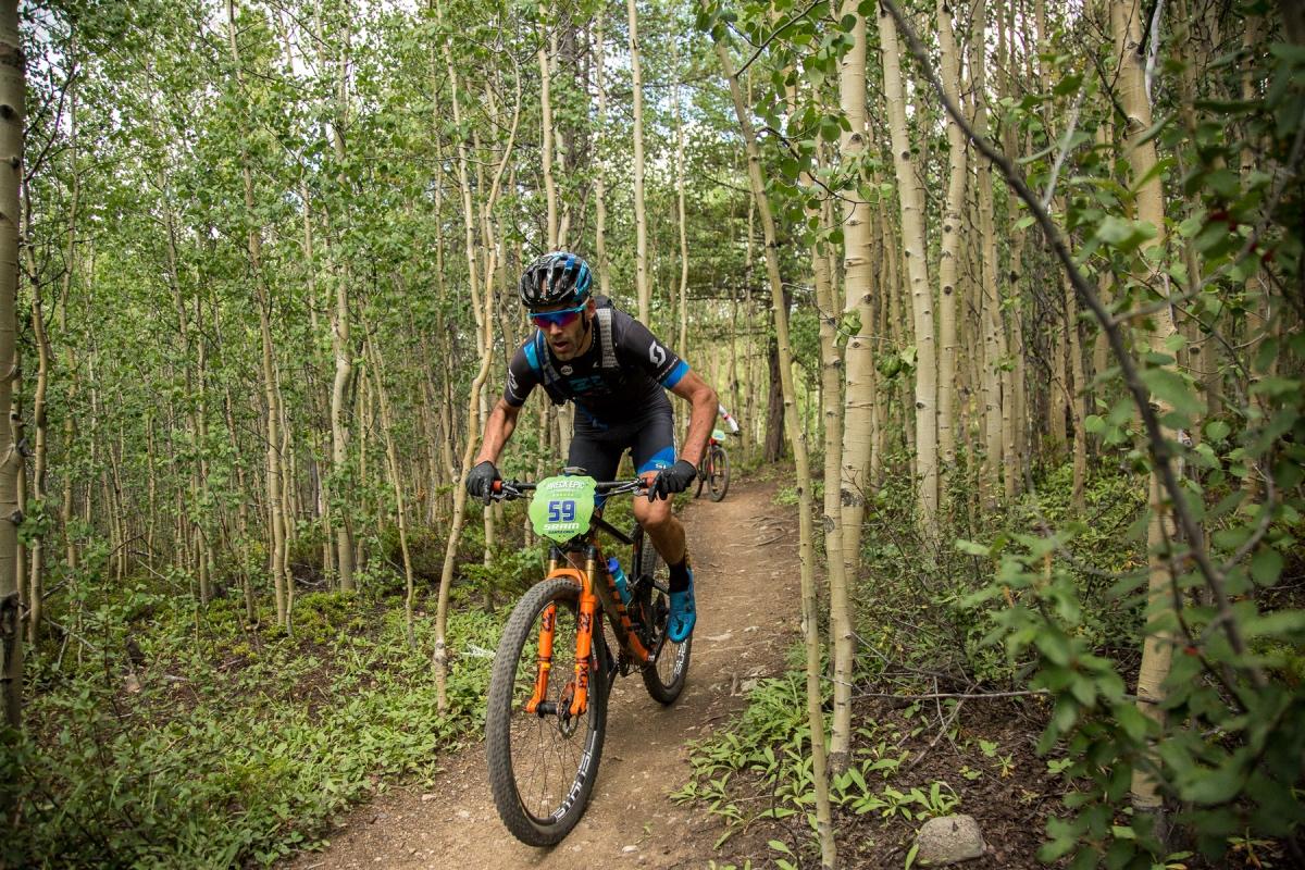 2017 Breck Epic: Riding the Aqueduct Trail