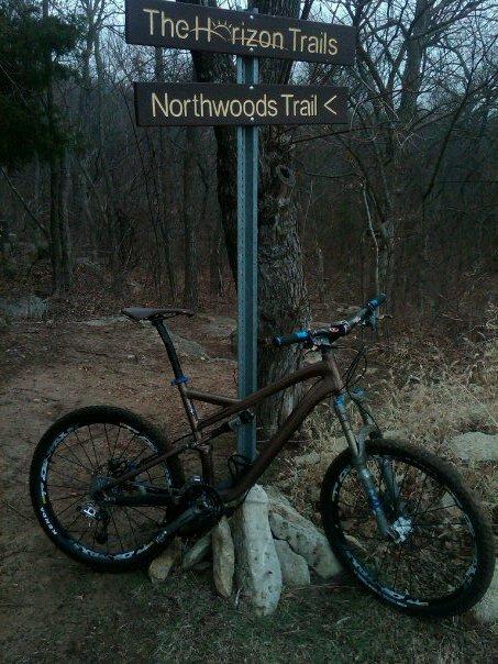 Bike + trail marker pics-188392_1472527913032_7005196_n.jpg