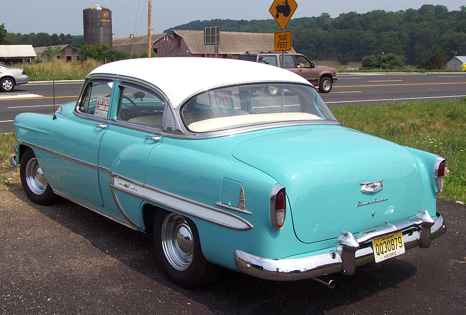 """Your Favorite Car Of Your Birth Year""-1953-chevrolet-bel-air-4-door-sedan-back.jpg"