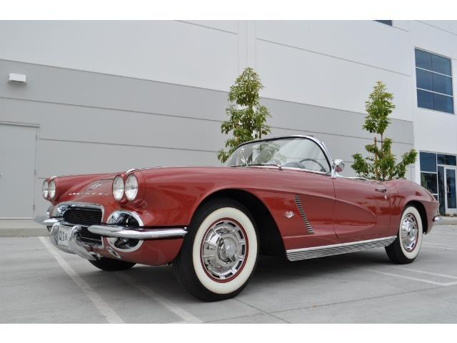 """""""Your Favorite Car Of Your Birth Year""""-1962-chevrolet-corvette-68291-miles-maroon-327-v8-4-speed-manual-1.jpg"""