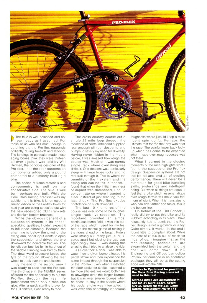 Elevated chainstay bike history questions.-1990-offroad-proflex.jpg