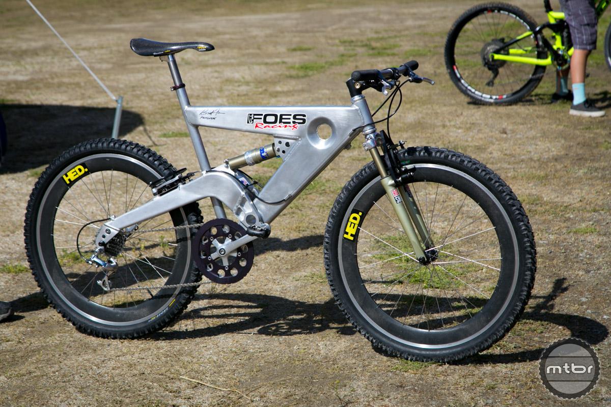 1992 Brent Foes LTS Prototype