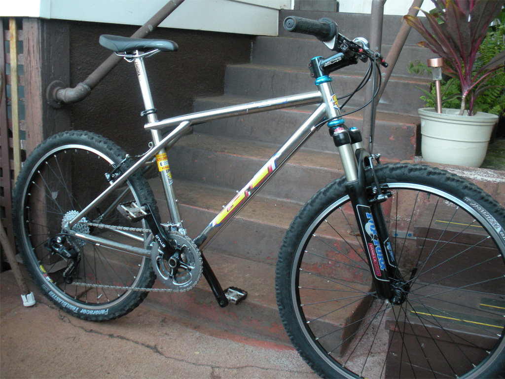 How Old Is Your Bike Post Pic Mtbr Com