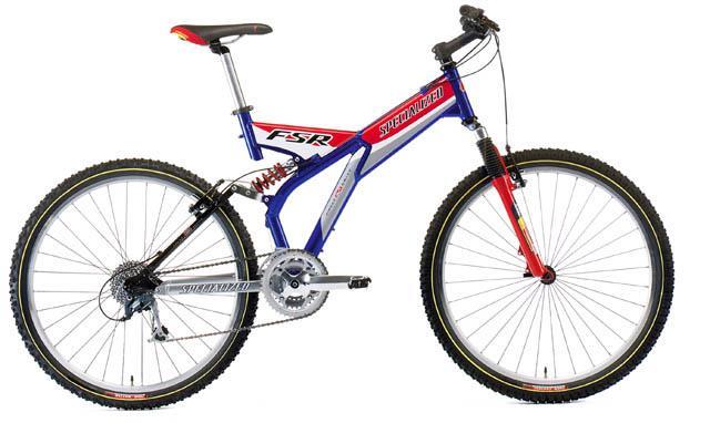 55b0e13f008 My 1998 and 1999 Specialized Ground Control FSR bikes-1999-specialized-fsr.