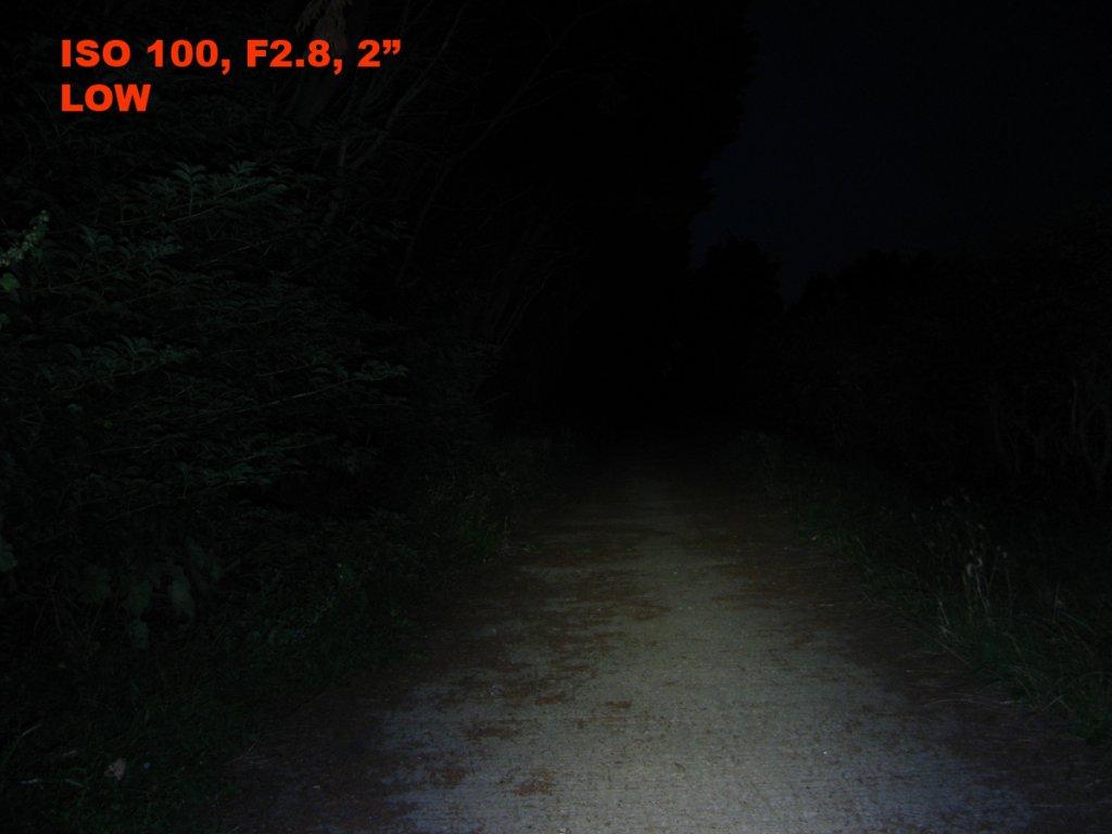 Fenix BC30 Bike Light,  Dual distance beam -Twin XM-L2 T6 review-1bc30low.jpg