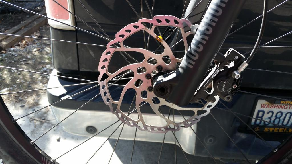 2014 Stumpjumper, M, FSR Comp w/XT brakes cassette, dropper-1front-rotor.jpg