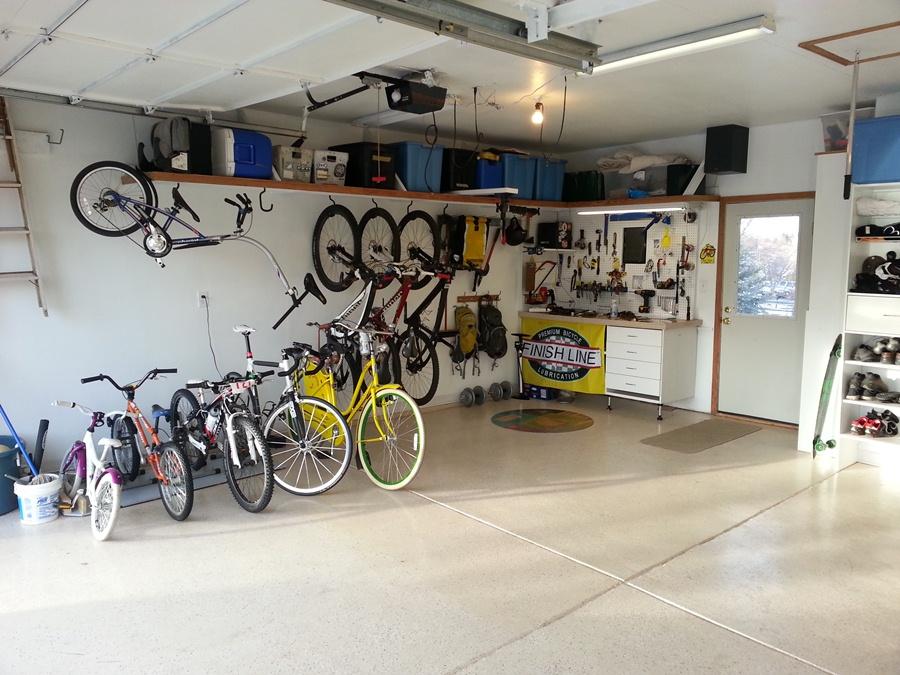Beau Garage Bike Storage... I Need Ideas 1garaage