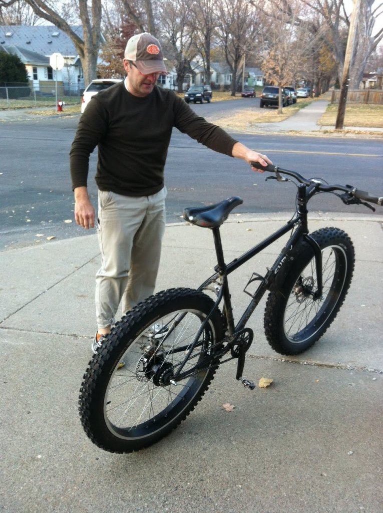Nashbar fat bike giveaways