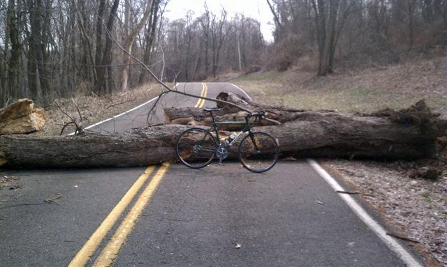 One picture, one line.  No whining. Something about YOUR last ride. [o]-2-20-11-road-block-2-.jpg