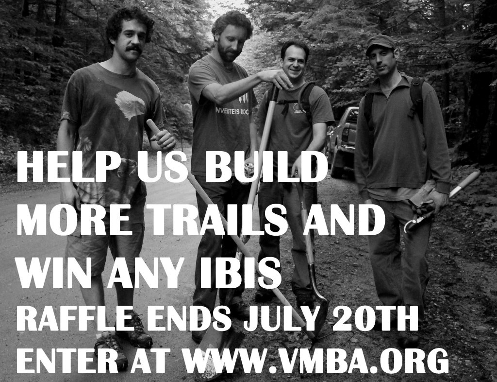 Donate and you could WIN ANY IBIS-2-crew-b-w-w-date.jpg