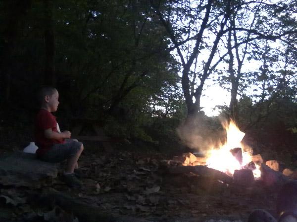 Dad + 4 year old + 2 dogs + Warrior Creek = Fun-2.jpg