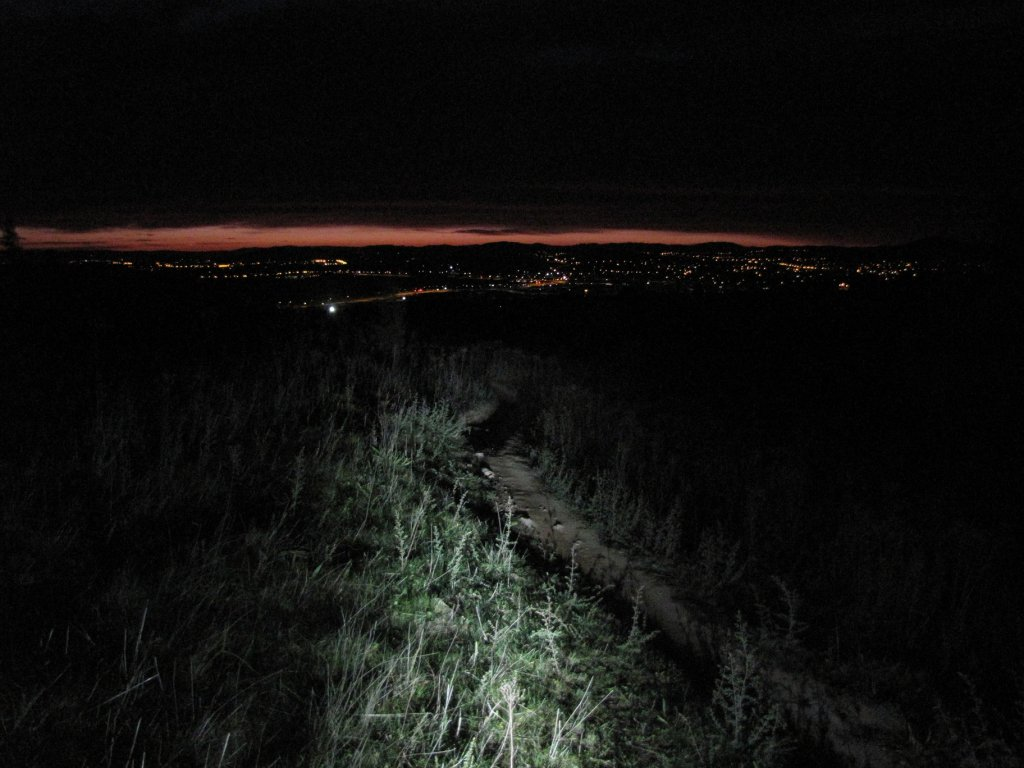 Local trail at dusk, fantastic riding-2.jpg