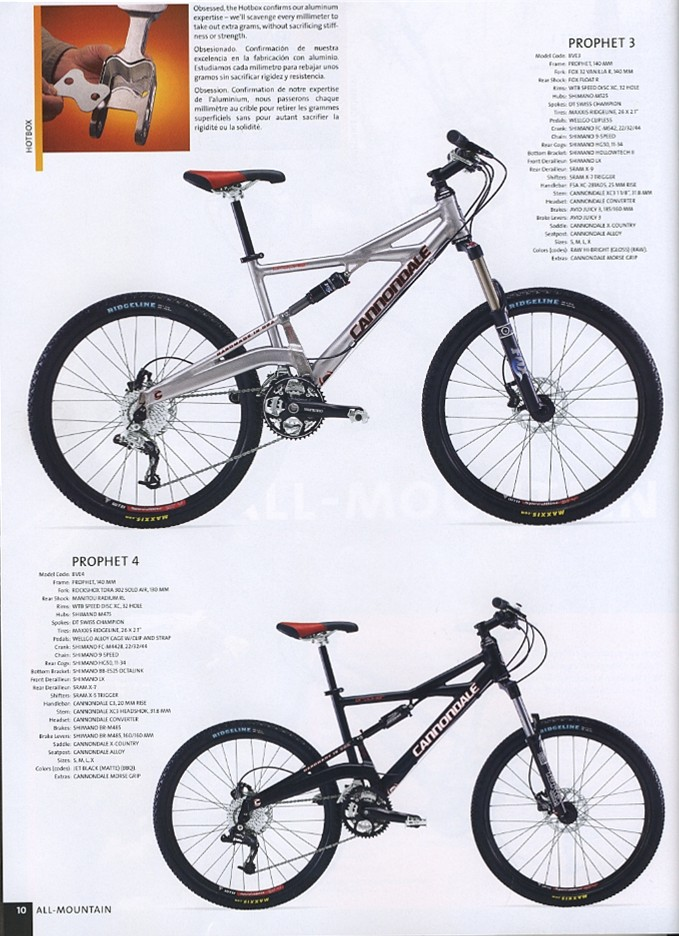 2c59f00485a Brand new 2008 cannondale catalog!!!!- Mtbr.com