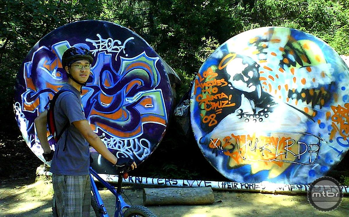 2008 UC Santa Cruz Tanks