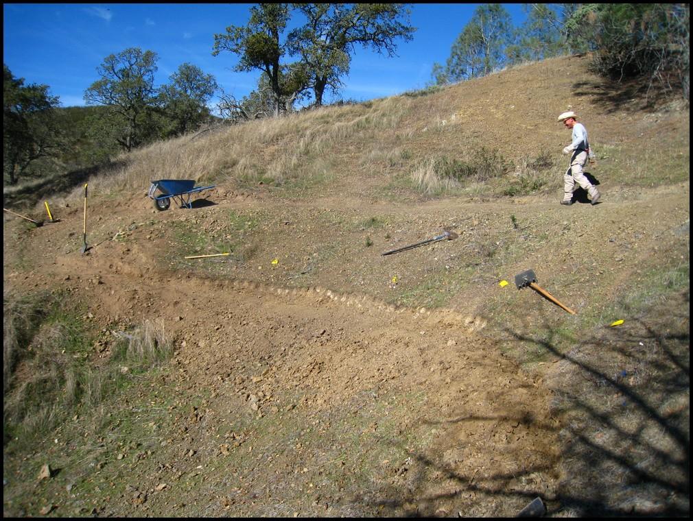 Henry W Coe Trail Work 2nd Sat Nov 13, Hoover Lake Trail (Jackalope) free Maps&Tee's!-2010_11_13_coe_07.jpg
