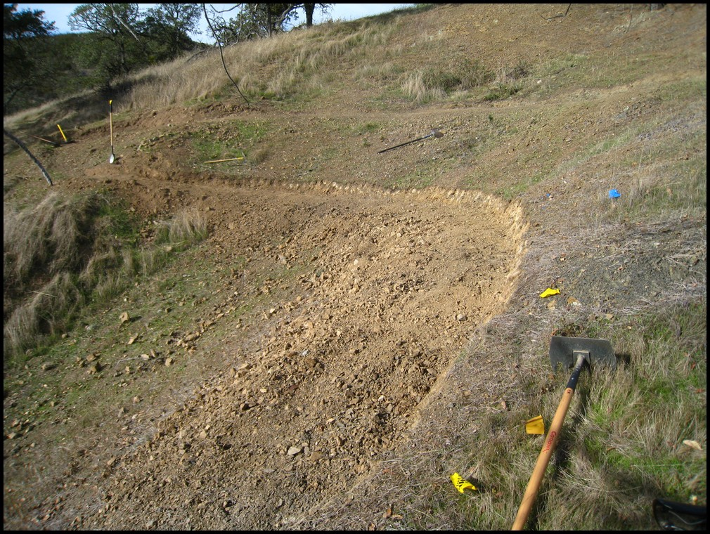 Henry W Coe Trail Work 2nd Sat Nov 13, Hoover Lake Trail (Jackalope) free Maps&Tee's!-2010_11_13_coe_11.jpg