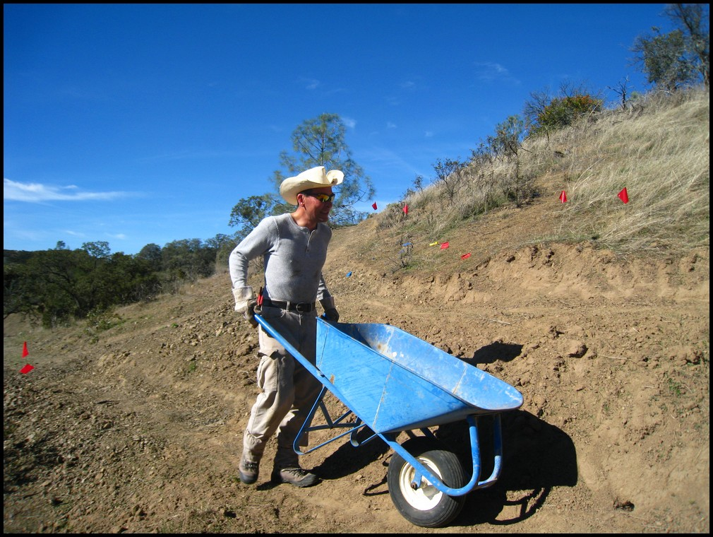 Henry W Coe Trail Work 2nd Sat Nov 13, Hoover Lake Trail (Jackalope) free Maps&Tee's!-2010_11_13_coe_19.jpg