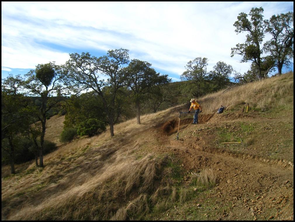 Henry W Coe Trail Work 2nd Sat Nov 13, Hoover Lake Trail (Jackalope) free Maps&Tee's!-2010_11_13_coe_19a.jpg