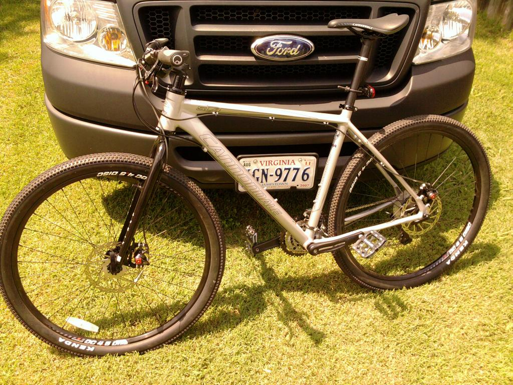 6'6 and 195lbs...Cannondale Trail SL2, thoughts???-2011-07-09-11.44.29.jpg