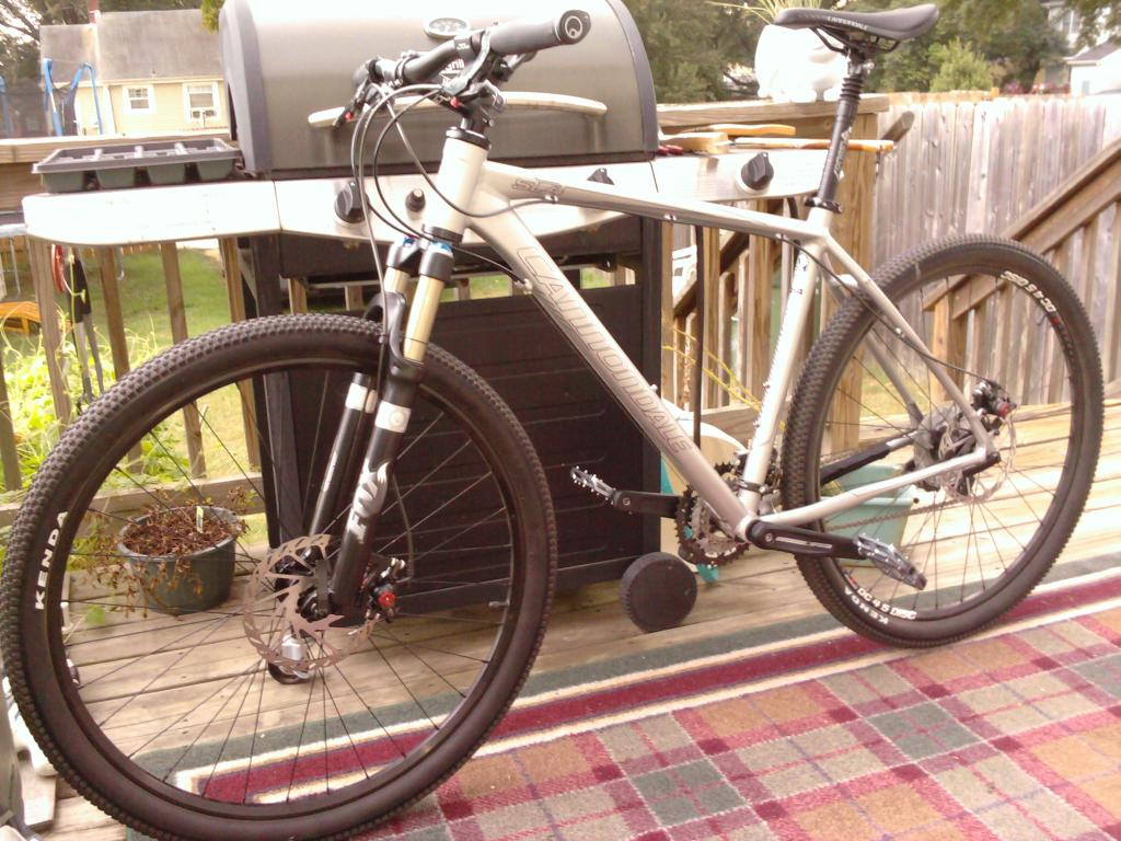 6'6 and 195lbs...Cannondale Trail SL2, thoughts???-2011-08-07-18.27.45.jpg