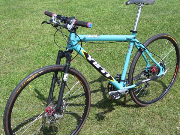 Is A Rigid 26er A Potential Road Gravel Bike Mtbr Com