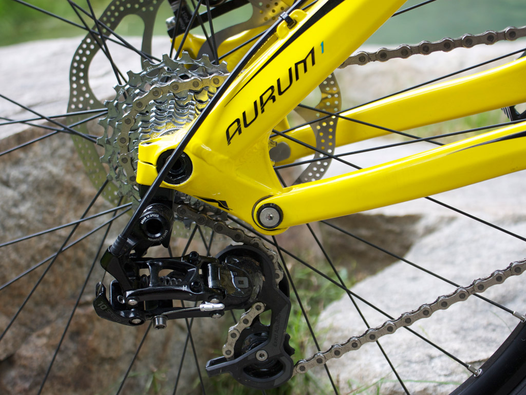 2012 Norco Aurum Rear End
