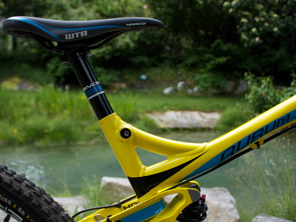 2012 Norco Aurum Seatpost Bolt