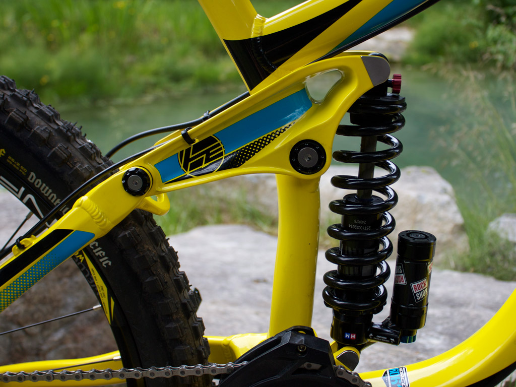2012 Norco Aurum Shock Linkage