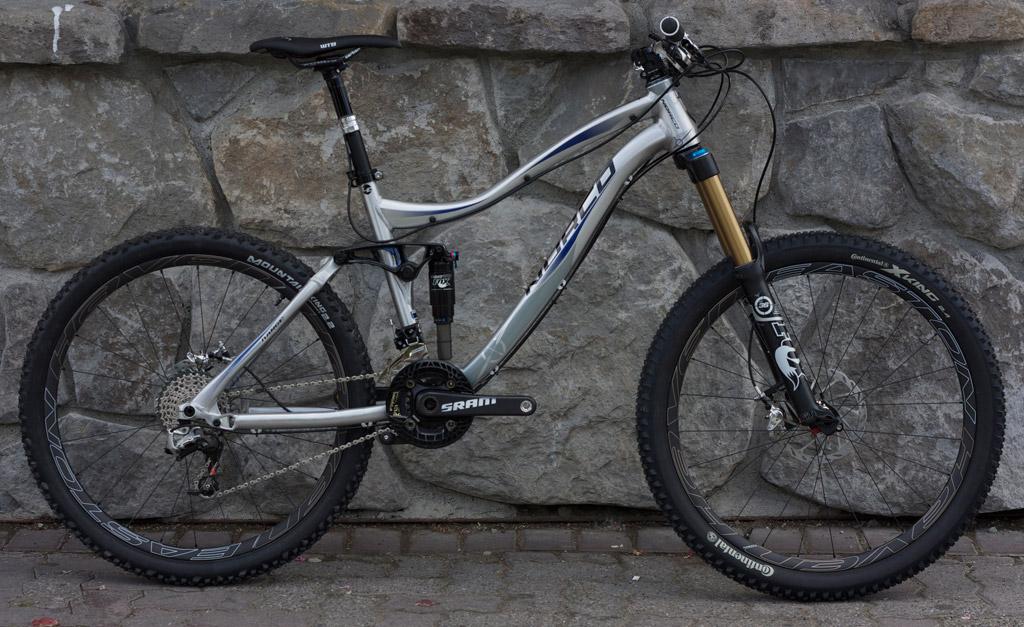 2012 Norco Range LE Profile