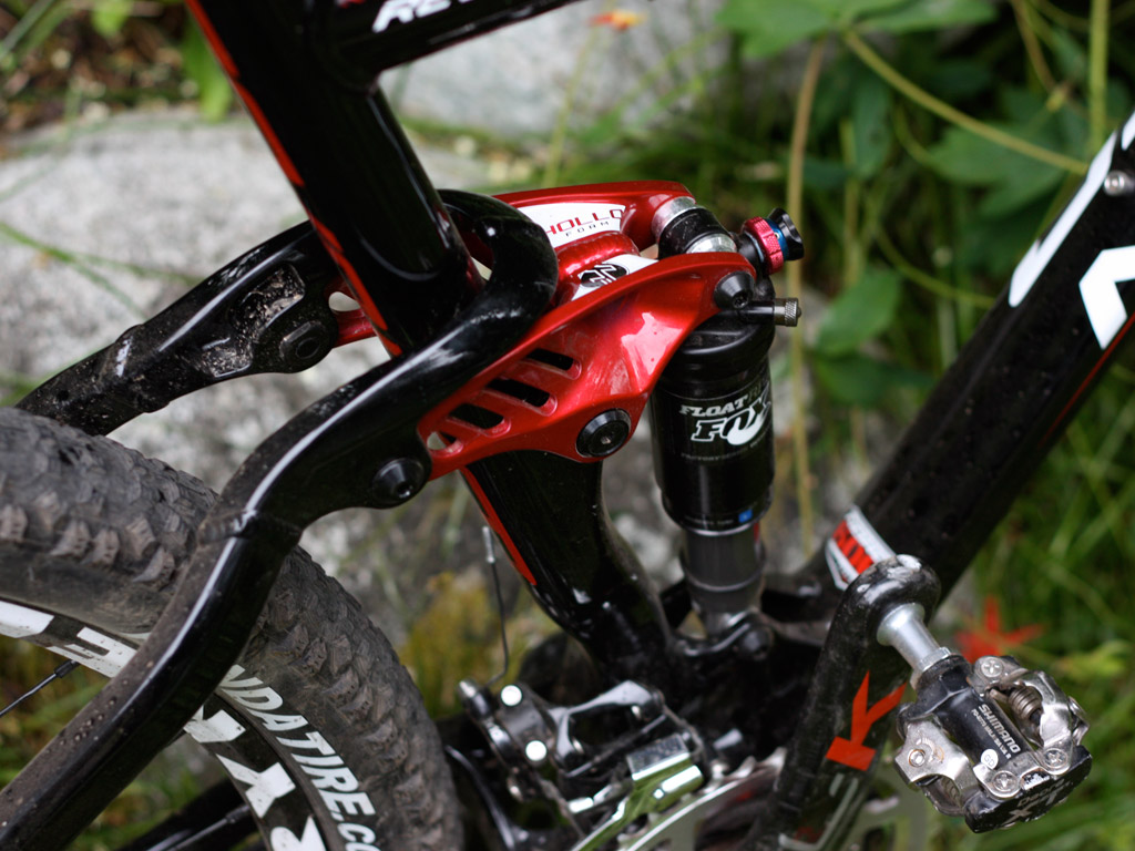 2012 Norco Revolver Holloform