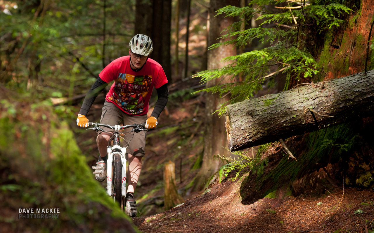 2012 Norco Revolver riding climb