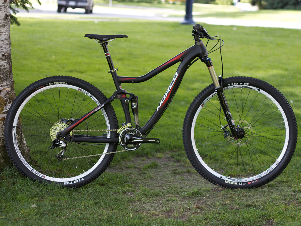 2012 Norco Shinobi Profile