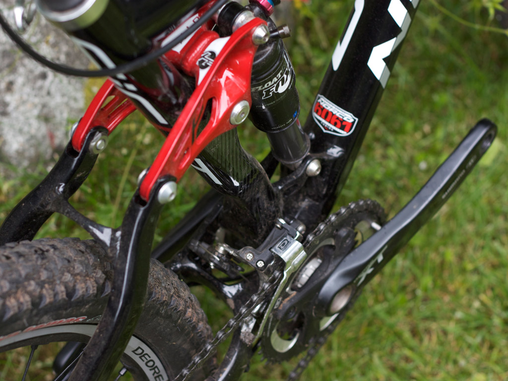2012 Norco Sight Seat Tube