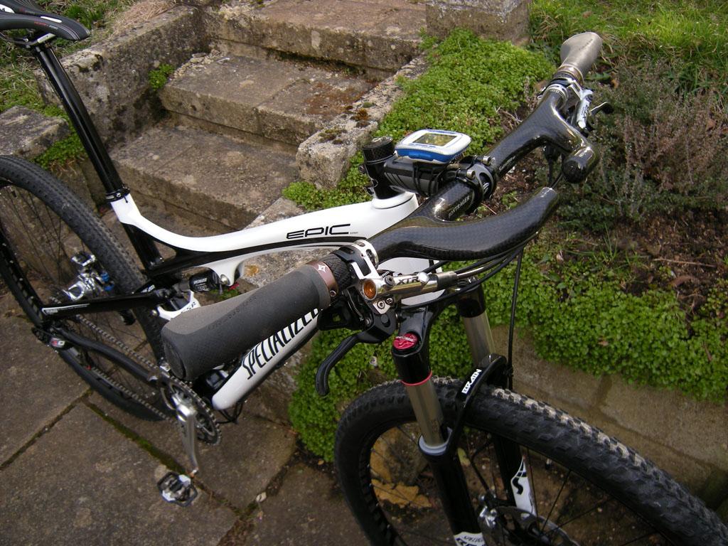 Aero Handlebars On Mountain Bike Mtbr Com