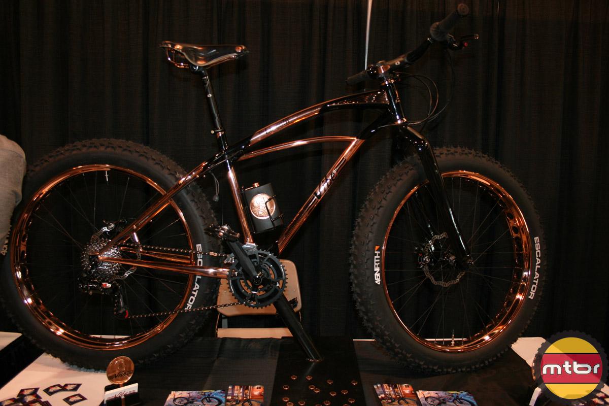 NAHBS 2013 Denver - Vibe Cycles Fat bike
