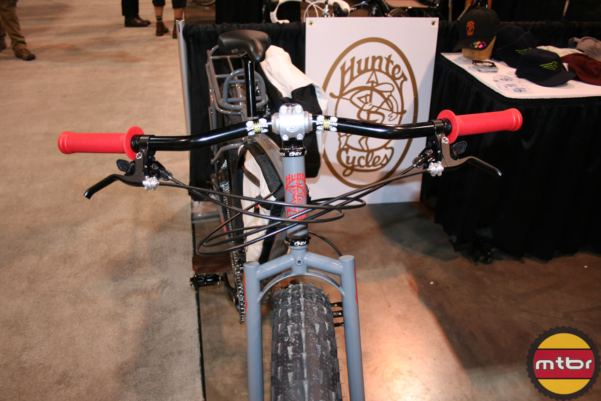 NAHBS 2013 Denver - Hunter Cycles