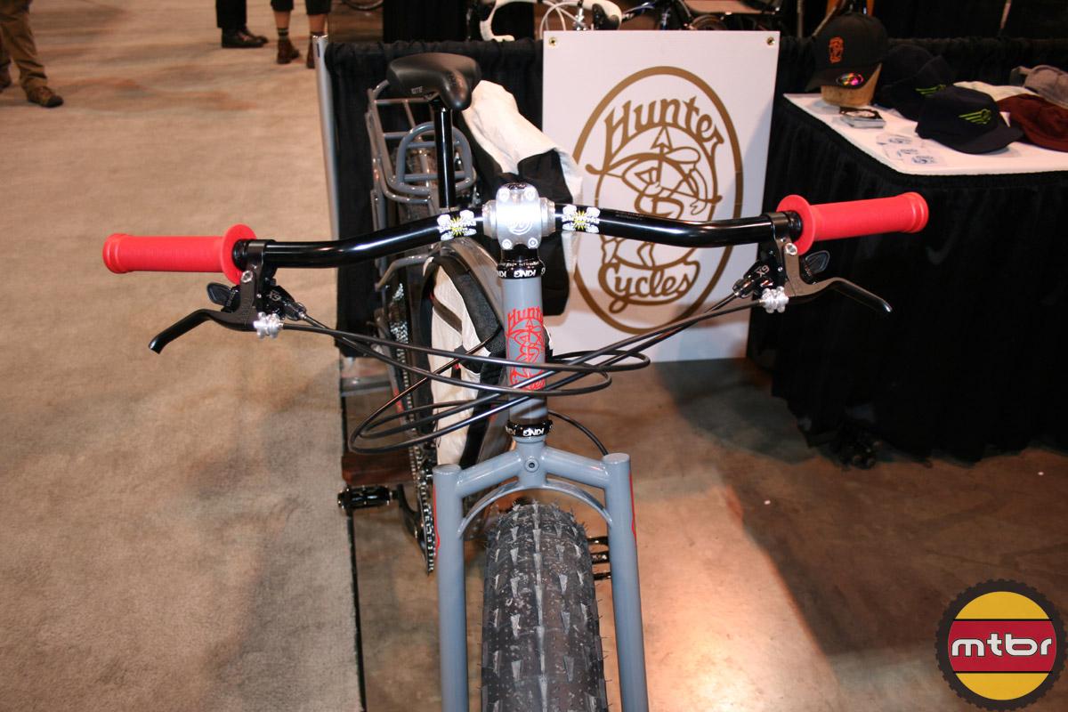 NAHBS 2013 Denver - Hunter Cycles