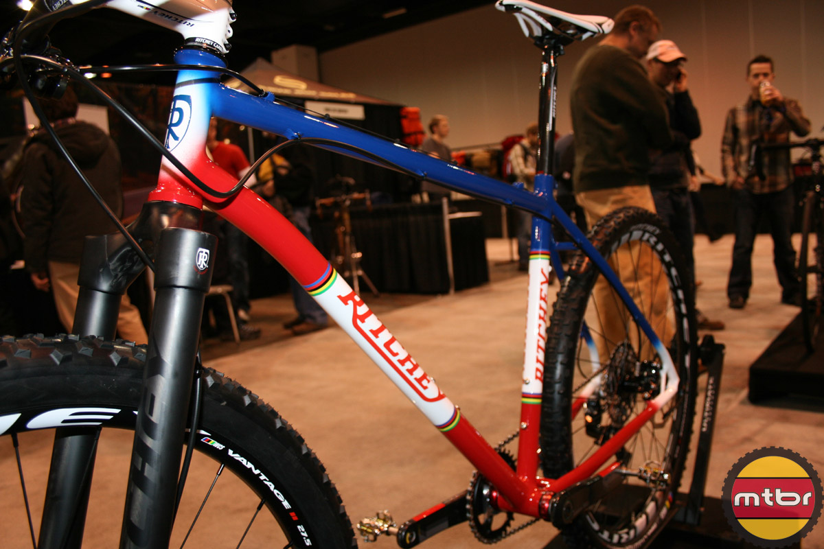 Ritchey 650b Hard Tail mountain bike