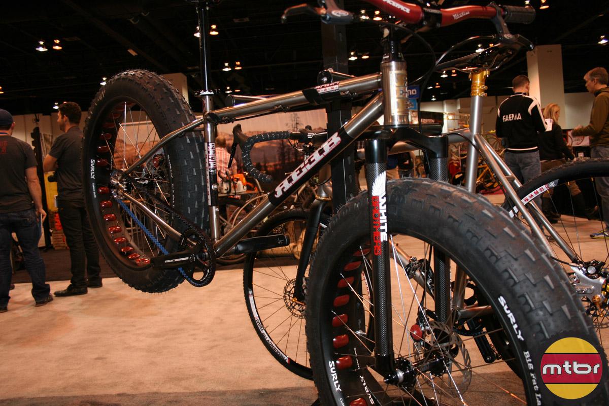 REEB fat bike