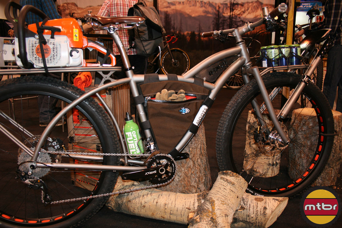 Moots fat bike