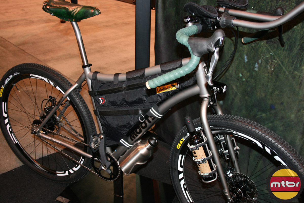 NAHBS: Moots Tour Divide Racer