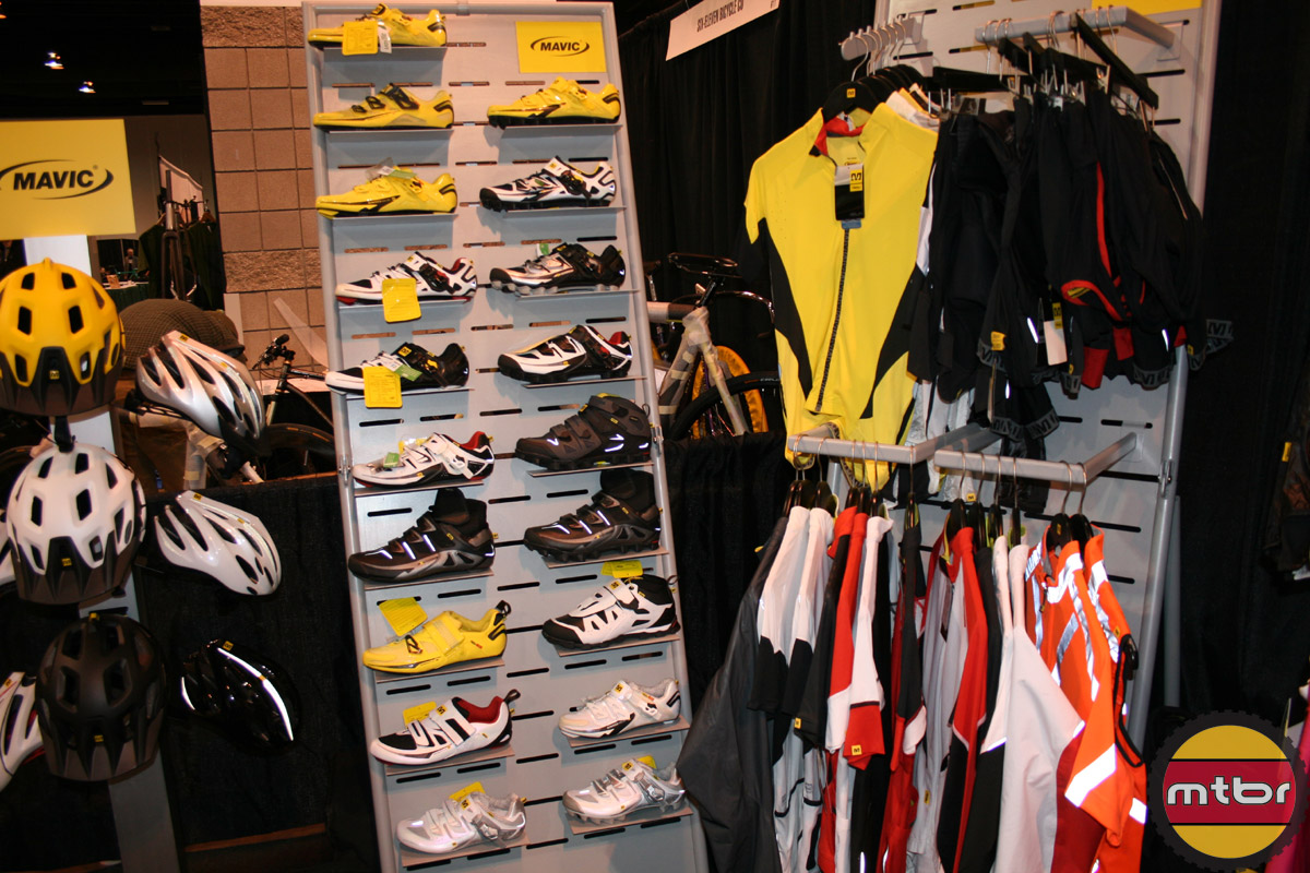 Mavic Shoes and Apparel