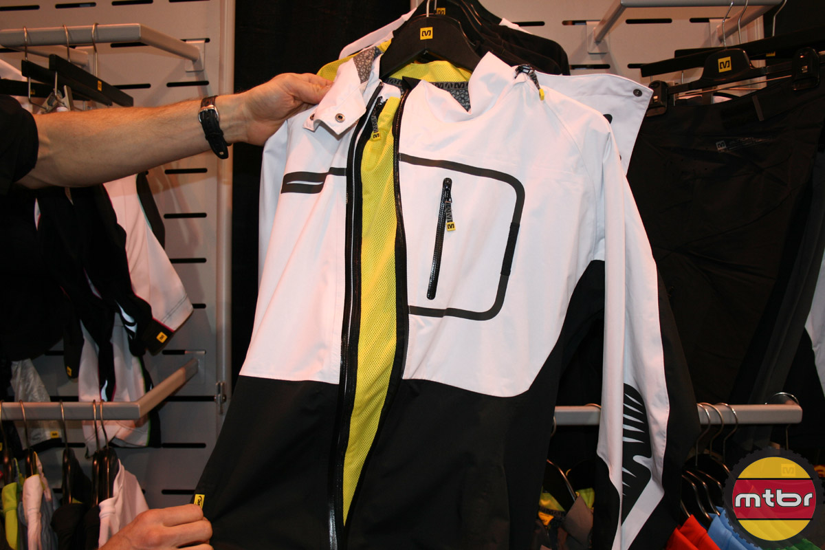 Mavic Stratus Jacket