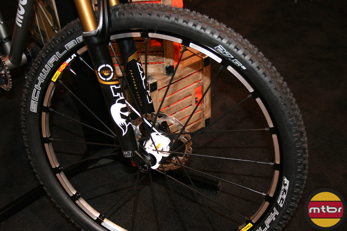 Mavic 650b wheels?
