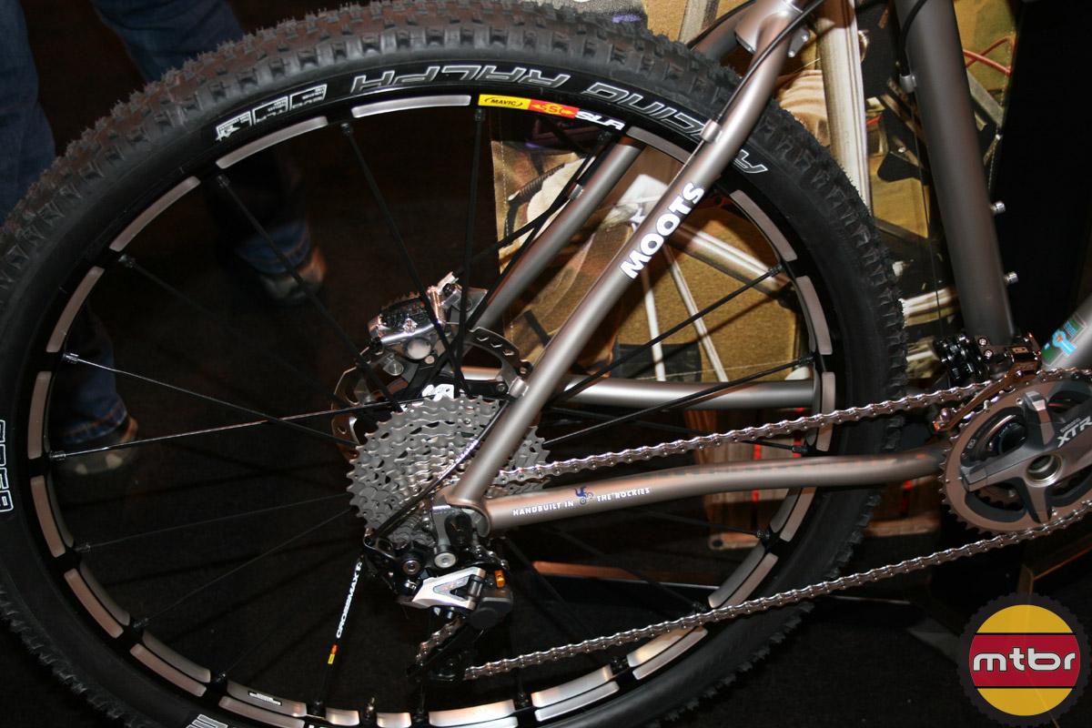 Mavic 650b wheels?
