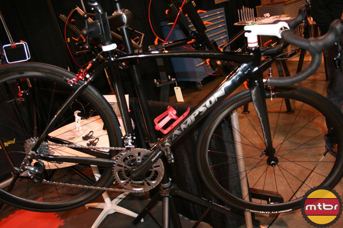 Sampson road bike