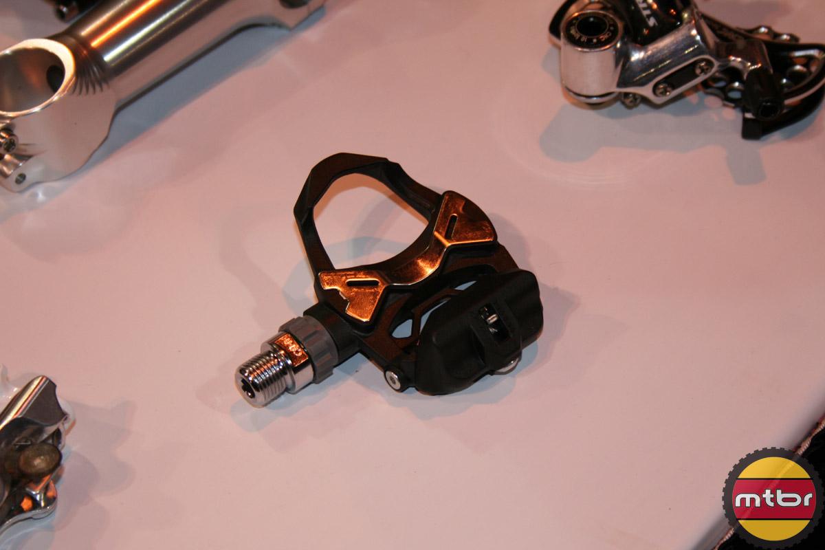 Sampson pedals