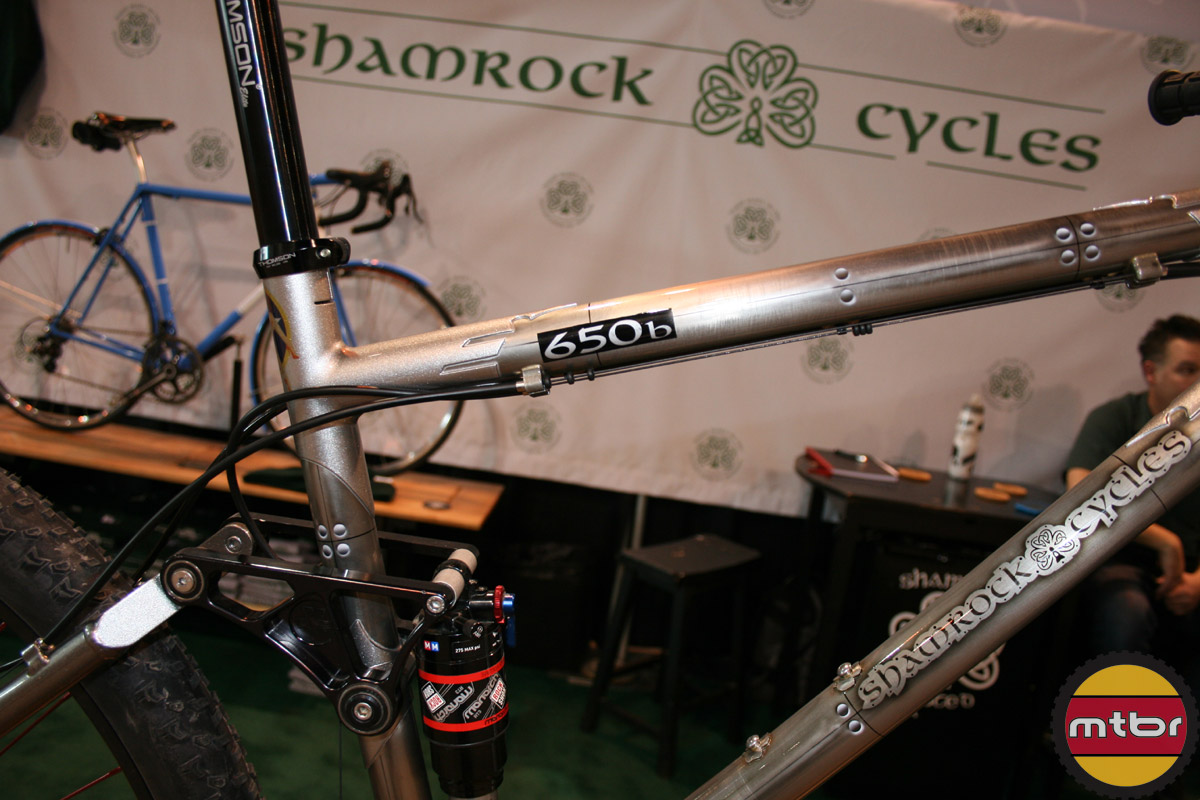 Shamrock Cycles 650b