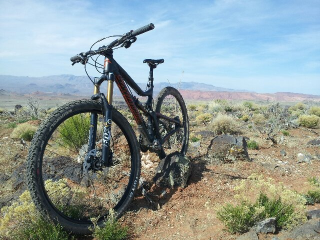 "Planning on getting a Tallboy LT but I'm 5'6"" and it only comes in size medium frame-2013-03-28-broken-mesa-rim-3.jpg"